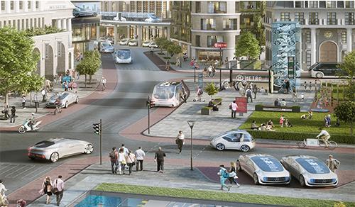 Geleceğin otonom araçları Türk sürücüler otonom sürüşte kitap okumak istiyor